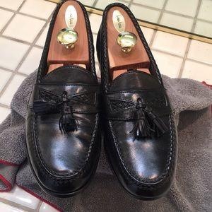 Allen Edmonds mayfield tassels loafers